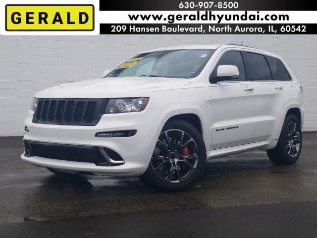 Jeep Cherokee Srt8 For Sale >> Pre Owned 2013 Jeep Grand Cherokee Srt8 Alpine Four Wheel Drive Suv