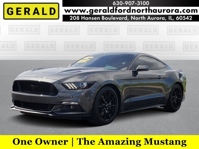 2017 Mustang Gt For Sale >> Pre Owned 2017 Ford Mustang Gt Rear Wheel Drive Coupe