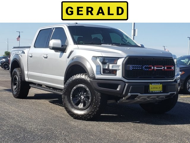 Pre Owned 2017 Ford F 150 Raptor Four Wheel Drive Pickup Truck