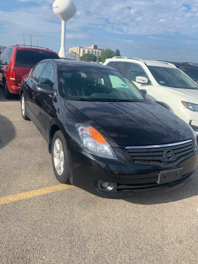 Pre-Owned 2008 Nissan Altima 2.5 SL