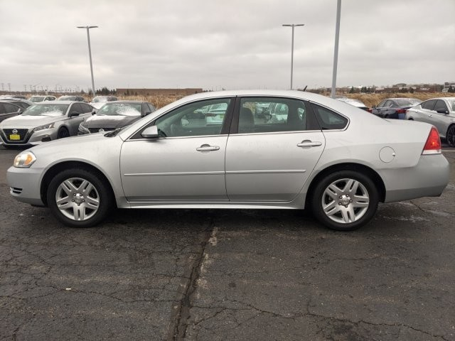 Pre-Owned 2016 Chevrolet Impala Limited LT