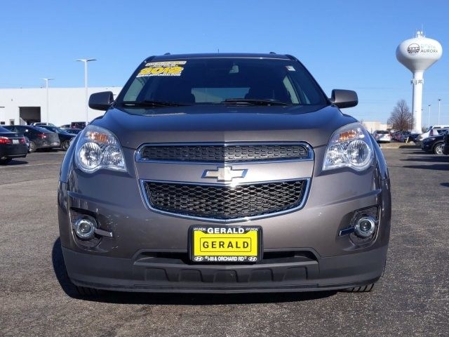 Pre-Owned 2012 Chevrolet Equinox LT w/2LT