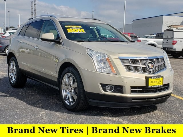 Pre-Owned 2011 Cadillac SRX Performance Collection