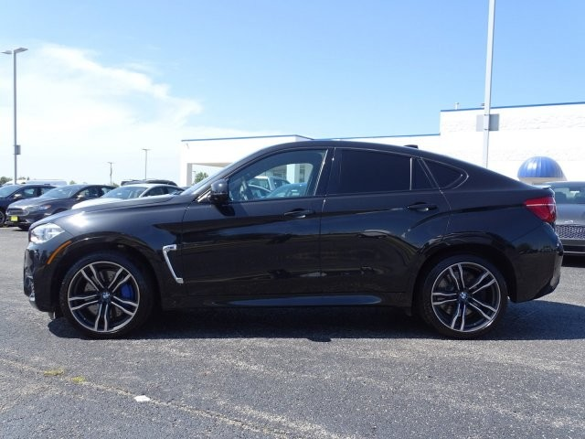 Pre-Owned 2015 BMW X6 M
