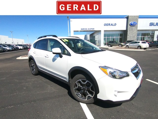 Suv Pre Owned 2017 Subaru Xv Crosstrek Limited