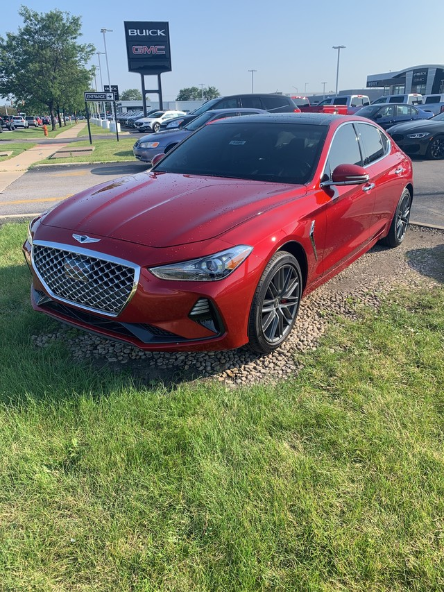 Pre-Owned 2019 Other G70 3.3T Advanced