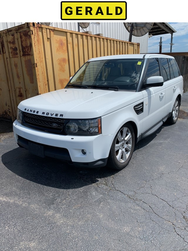 Pre-Owned 2012 Land Rover Range Rover Sport HSE Four Wheel Drive SUV