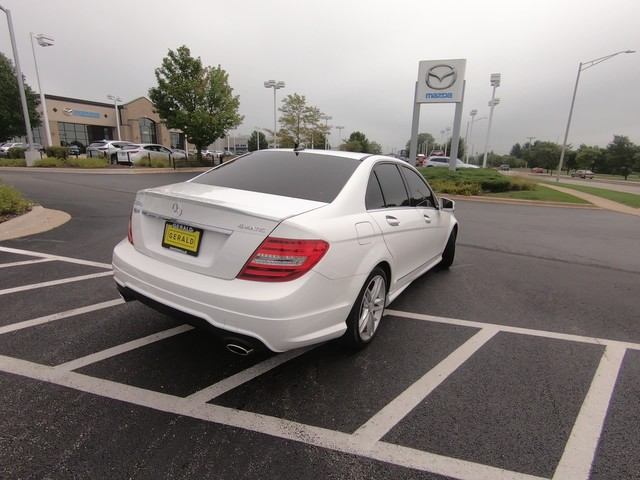 Pre-Owned 2013 Mercedes-Benz C-Class C 300 Sport