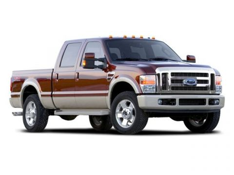 Pre-Owned 2008 Ford Super Duty F-250 SRW XL Four Wheel Drive Pickup Truck