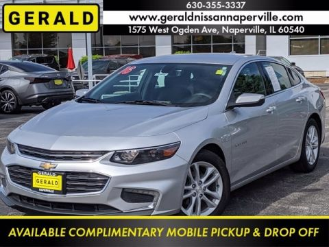Pre-Owned 2016 Chevrolet Malibu LT Front Wheel Drive Sedan