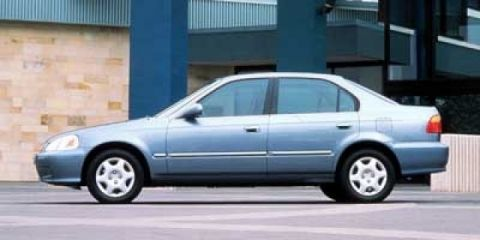Pre-Owned 1999 Honda Civic LX