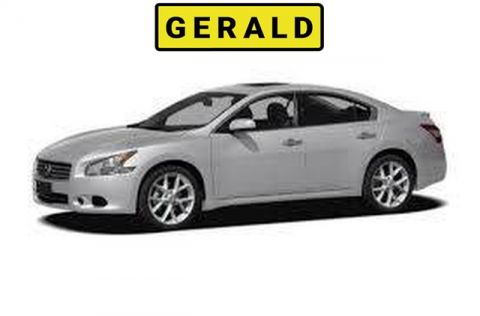 Pre-Owned 2010 Nissan Maxima 3.5 SV w/Sport Pkg