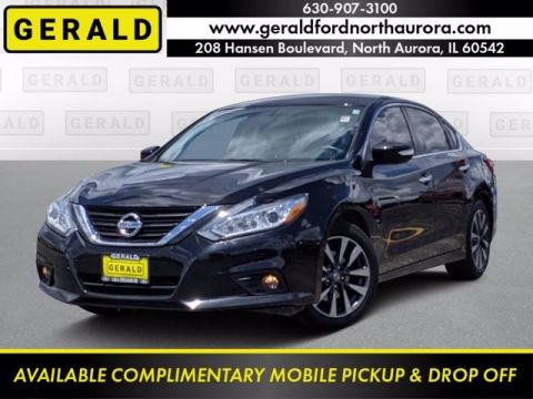 Pre-Owned 2017 Nissan Altima 2.5 Front Wheel Drive 4dr Car