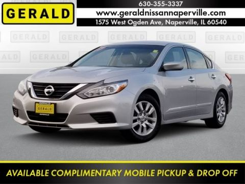 Pre-Owned 2017 Nissan Altima 2.5 S Front Wheel Drive 4dr Car