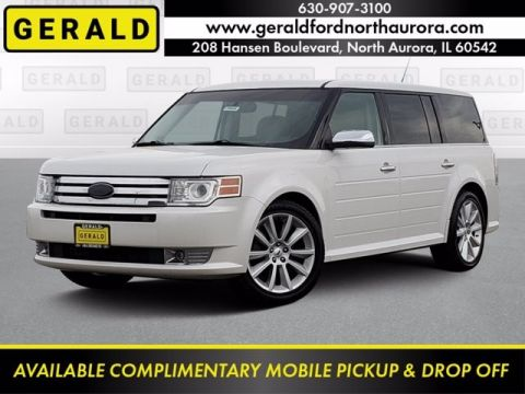 2012 Ford Flex Limited w/EcoBoost
