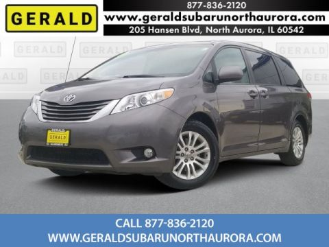 Pre-Owned 2011 Toyota Sienna XLE AAS