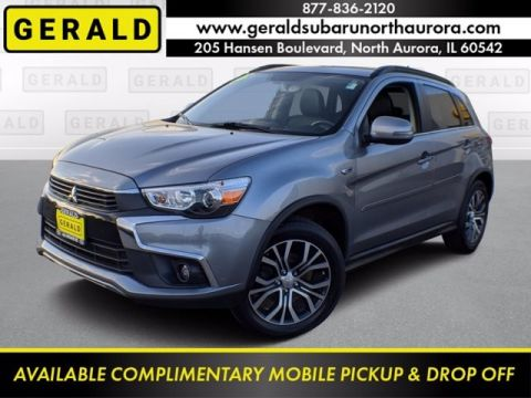 Pre-Owned 2016 Mitsubishi Outlander Sport 2.4 SEL Four Wheel Drive SUV