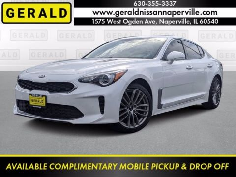 Pre-Owned 2018 Kia Stinger Base All Wheel Drive 4dr Car