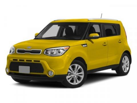 Pre-Owned 2014 Kia Soul + Front Wheel Drive Sedan