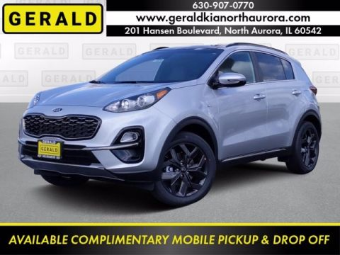 New 2020 Kia Sportage S All Wheel Drive SUV