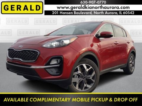 New 2020 Kia Sportage EX All Wheel Drive SUV