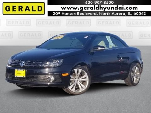 Pre-Owned 2013 Volkswagen Eos Executive